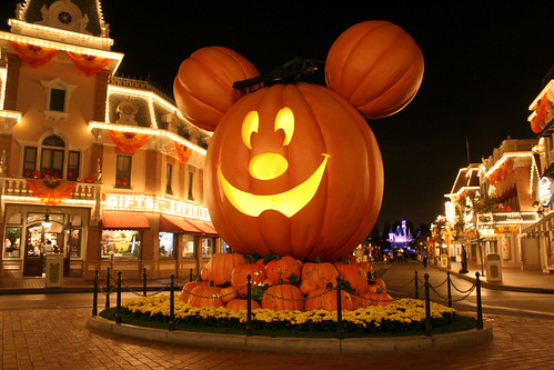 Treat Your Children to A Disney Halloween