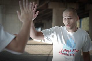 I High Five Strangers