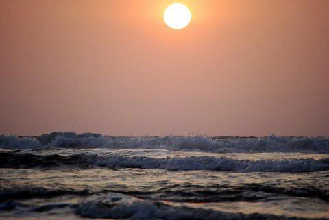 ecaudor-sunset