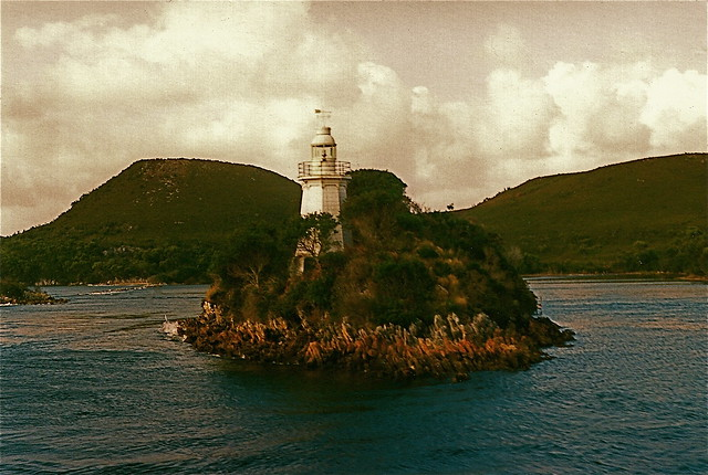 The Lighthouse At Hell's Gate