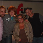 Brett Dennen at WFUV with Rita Houston