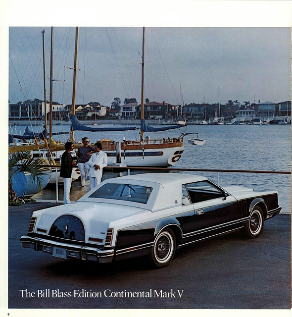 1979 lincoln continental mark v the bill blass edition con flickr photo sharing. Black Bedroom Furniture Sets. Home Design Ideas
