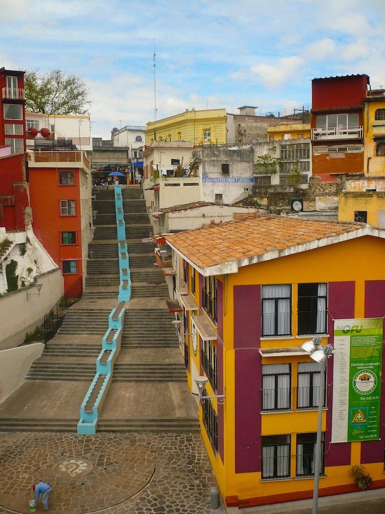 Elevation of colonia santa b rbara col santa b rbara ver for Universidades en xalapa