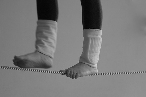 Tightrope Toes | by nataraj_hauser / eyeDance
