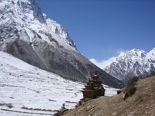 nepal himalaya annapurna naar phu nar phugaon