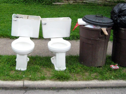 Trash Toilets