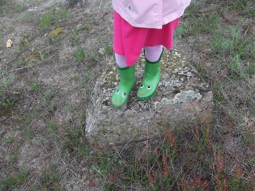 VIsiting McKnight Prairie