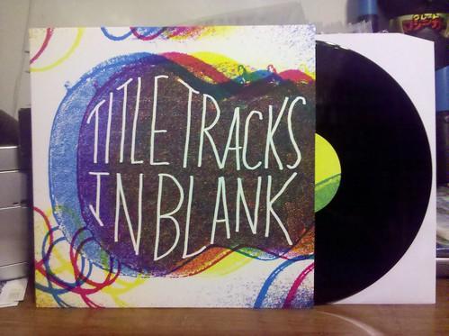 Title Tracks - In Blank LP