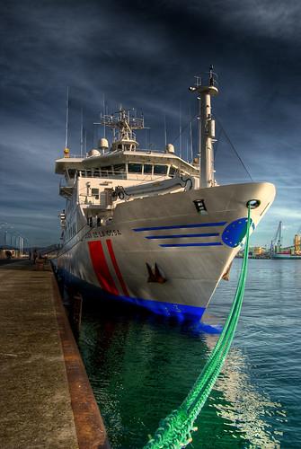 Hospital Ship Juan de la Cosa