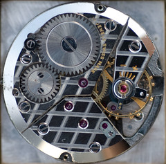 Peseux calibre 320 movement