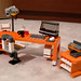 LEGO 7991 alternate MOC: Office Desk