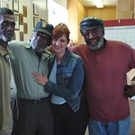 Holmes Brothers at WFUV with Claudia Marshall