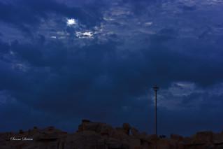 Dramatic Skies at Wonderla 2