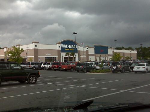 The Wal Mart Not So Supercenter Warrington Fl