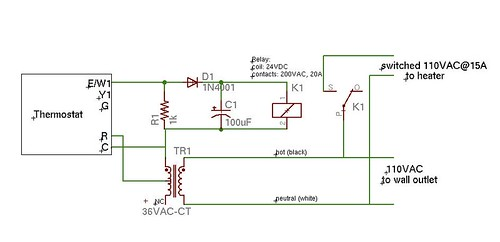 Diy Digital Thermostat