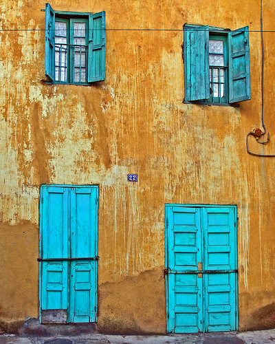 africa street door city blue urban house window colors wall architecture island town decay madagascar antananarivo mywinners aplusphoto colourartaward artlegacy artofimages bestcapturesaoi elitegalleryaoi