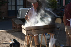 BBQ at the Market