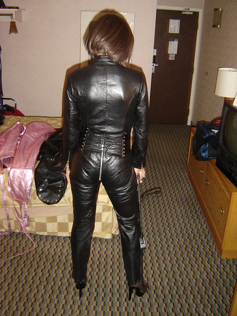 Flickr Photos Leather Women for Pinterest