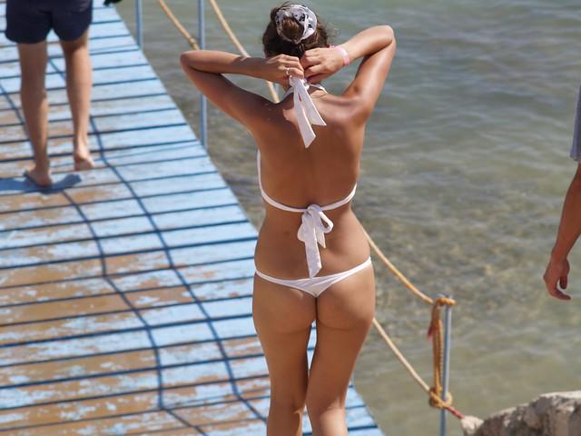 Fabrizio Monaco - Sexy in white