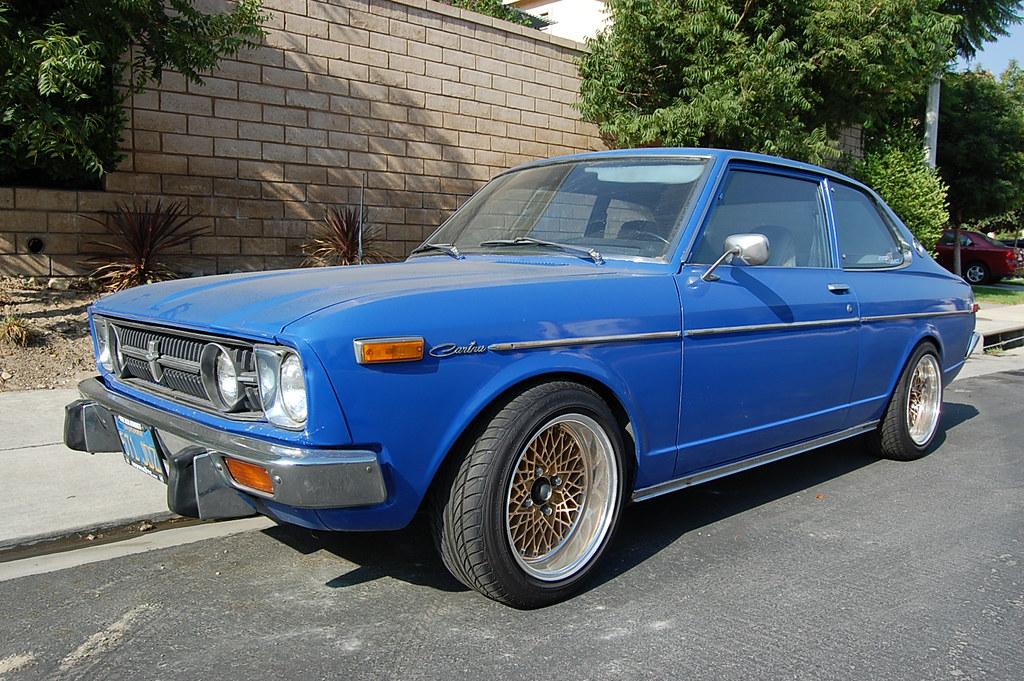1973 Toyota Carina in Mass (Craigslist Find) - Japanese ...
