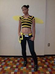Talk Teen titans bumblebee were visited