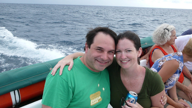 Happy Married Couple on Boat | Flickr - Photo Sharing!