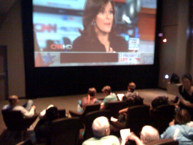 living room theater portland on Vice Presidential Debate  Living Room Theater  Portland  Oregon