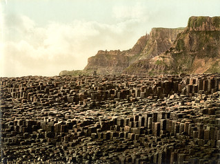 Giant's Causeway, County Antrim, Ireland, ca. 1895