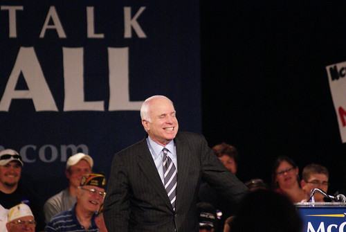 Silly Smile John McCain