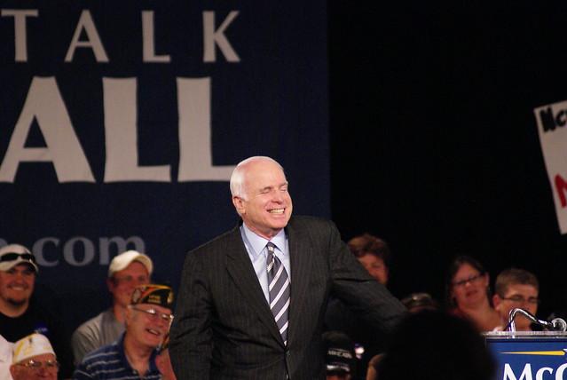 John Mccain >> Silly Smile John McCain | Flickr - Photo Sharing!
