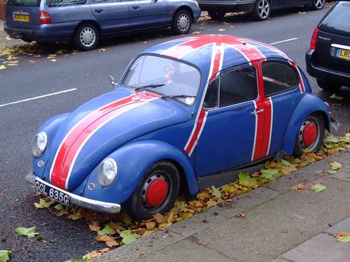A very British German!