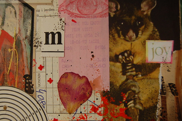 Detail from iHanna's Art Journal