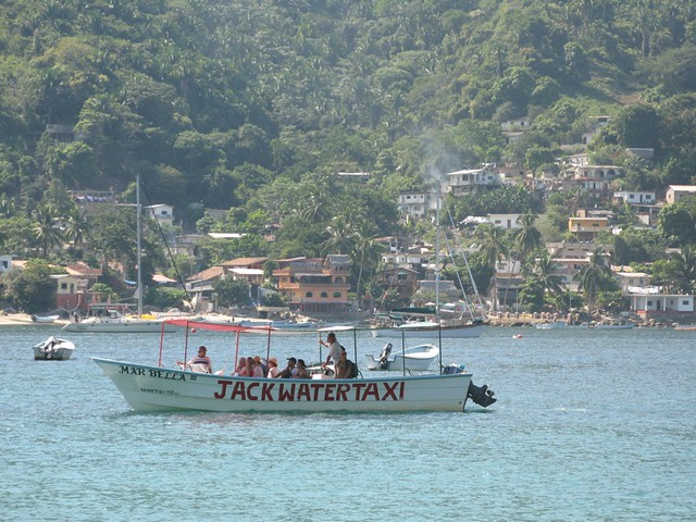 jack water taxi