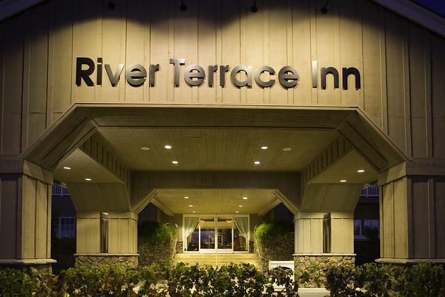 river terrace inn napa valley hotel exterior 3 flickr. Black Bedroom Furniture Sets. Home Design Ideas