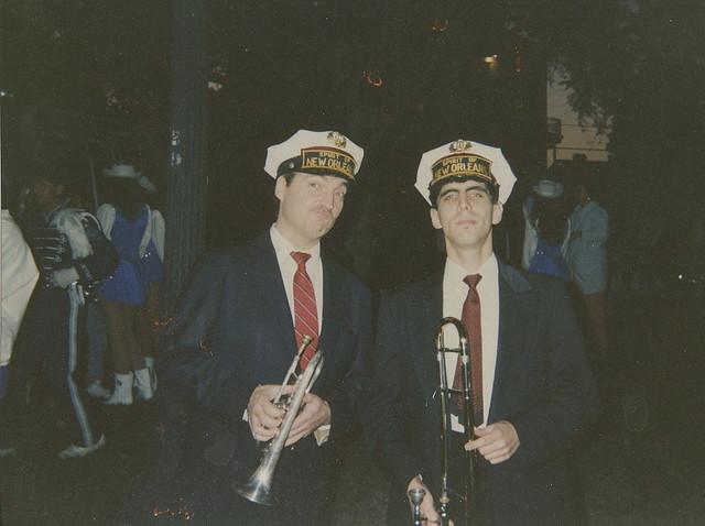 Napoleon Spirit of New Orleans Brass