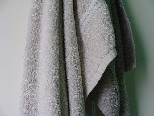 Draped towel 02