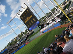 Kauffman Stadium, Home of Kansas City Royals