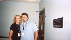 Will & Brittny-counselors at Super Summer 2003