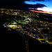 Flying over Madrid at night (MVI_4520)