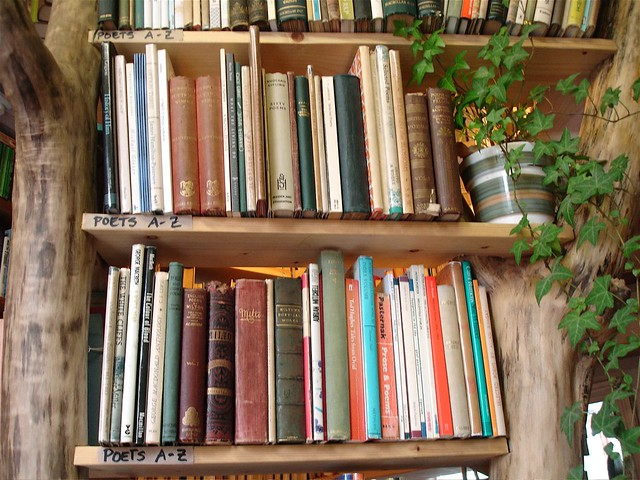 The Poetry Shelf