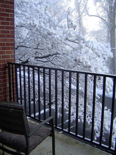 Ivy Gardens Snow 2005