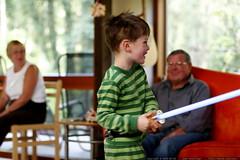 jedi recital for the grandparents    MG 1399