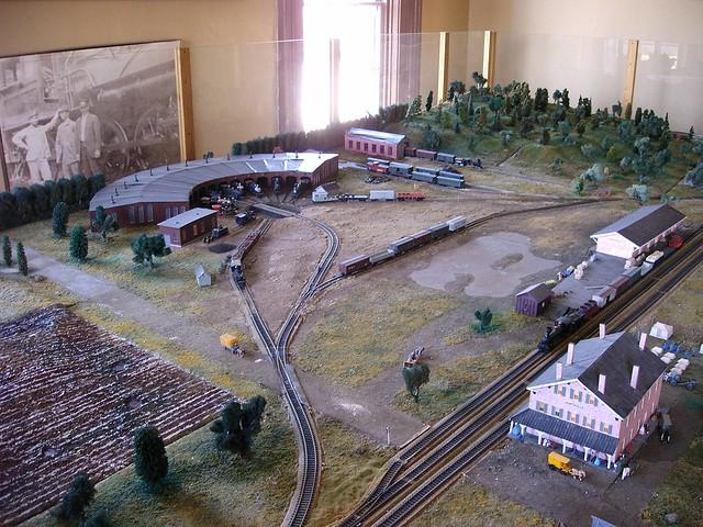 Historic huntsville depot museum flickr photo sharing