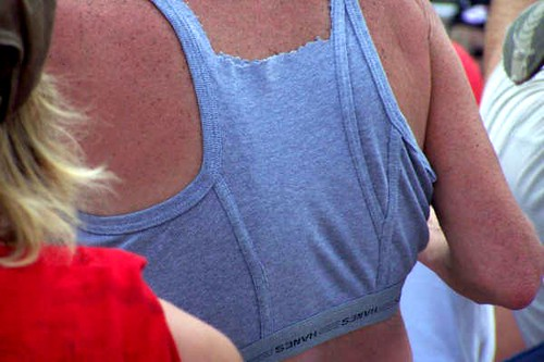 True Redneck Tube Top!!!!
