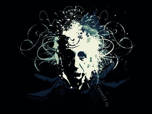 Albert Einstein Design