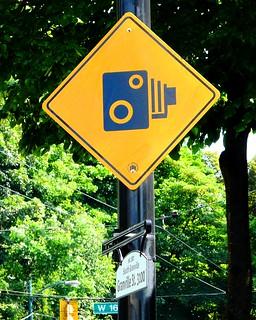 Warning: Old-Timey Box Camera Ahead