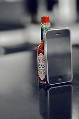 The iPhone, Smoking Hot!