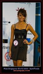 Miss Singapore World 2008