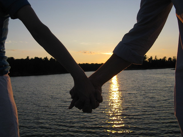 Relationship is Not Holding Hands Holding Hands | Flickr Photo