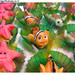Finding Nemo Marzipan Treats by Dragonfly Doces